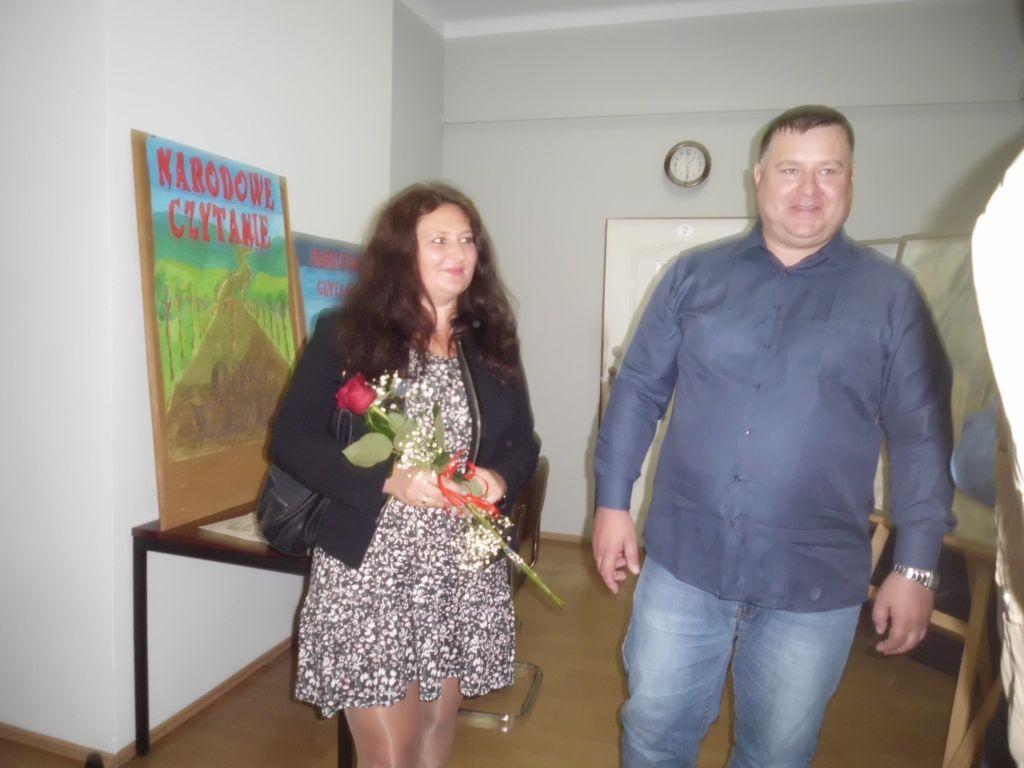 Read more about the article Wernisaż i wystawa prac malarskich Piotra Wanata