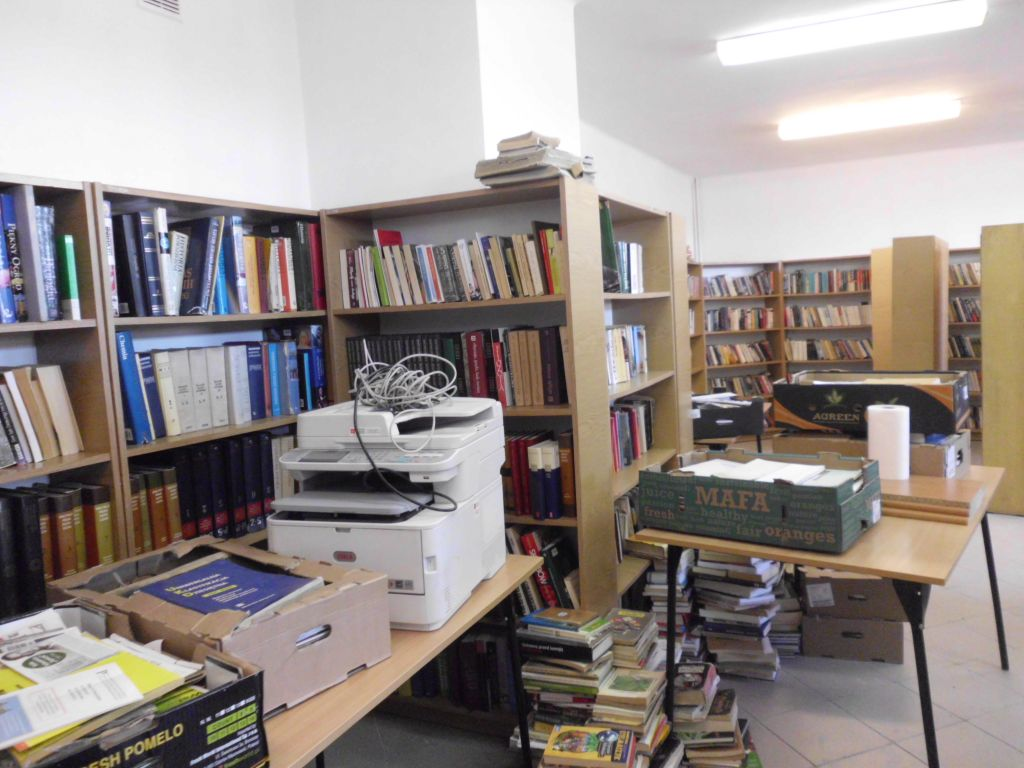 Read more about the article Przeprowadzka Biblioteki